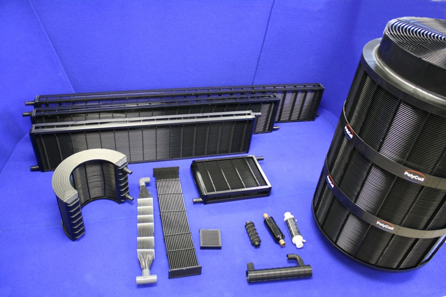 All Plastic Heat Exchangers Corrosion Free