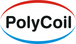 Polycoil logo - plastic heat exchanger